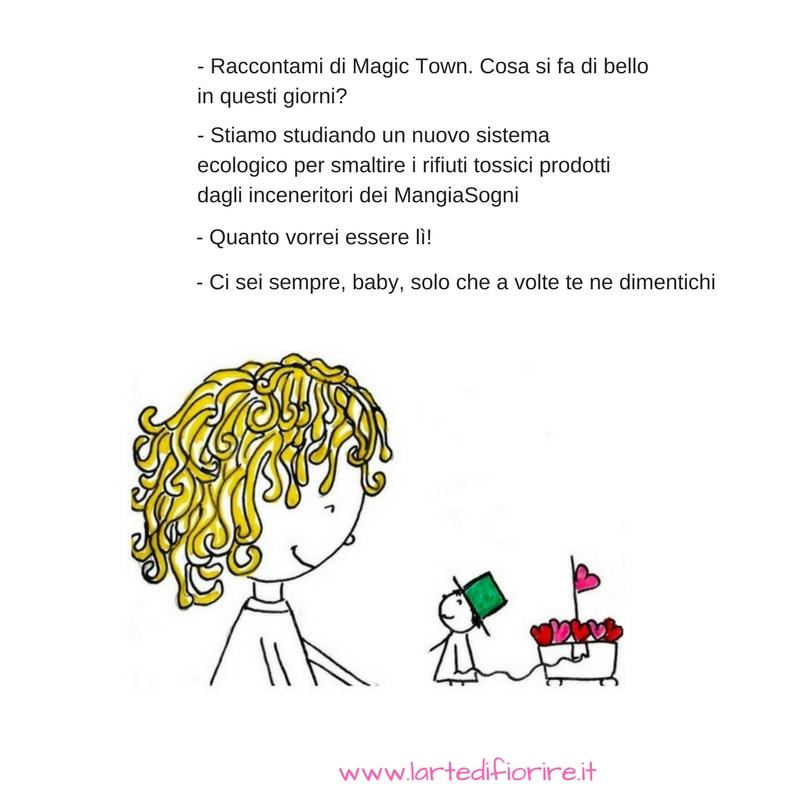 Claudia e il Postino dei sogni n.11