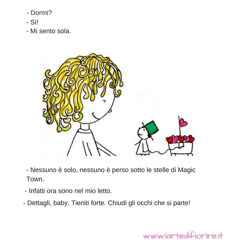 Claudia e il Postino dei sogni n.9