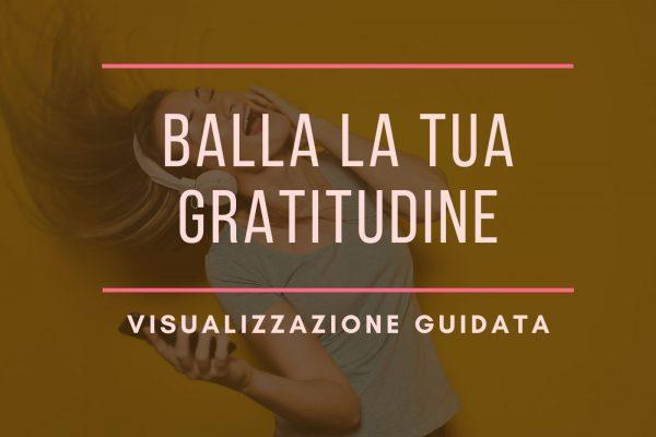 come essere grata meditazione